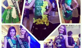 Miss Earth Candidates' Presentation at SM Supermarket