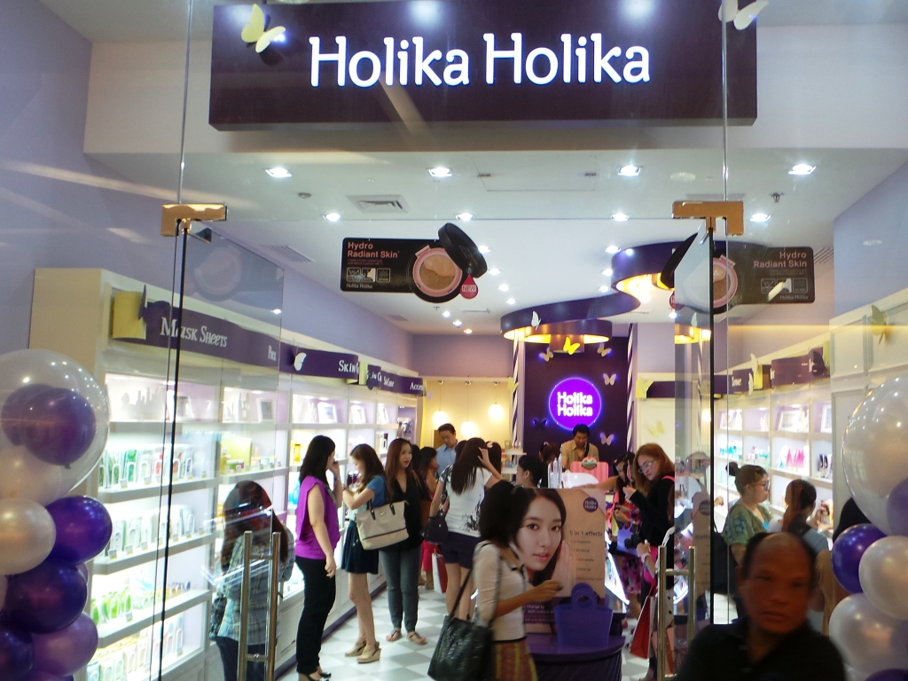 Holika Holika Philippines Launch